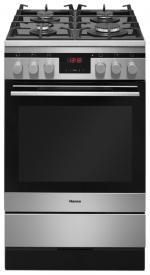 Газовая плита с электрической духовкой Hansa FCMX59225