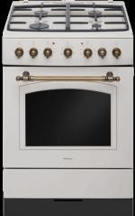 Плита газовая с электрической духовкой HANSA FCMY 68109